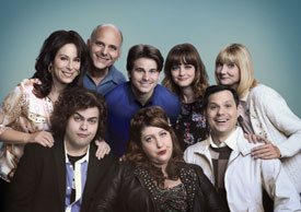Us and Them Cast Photo