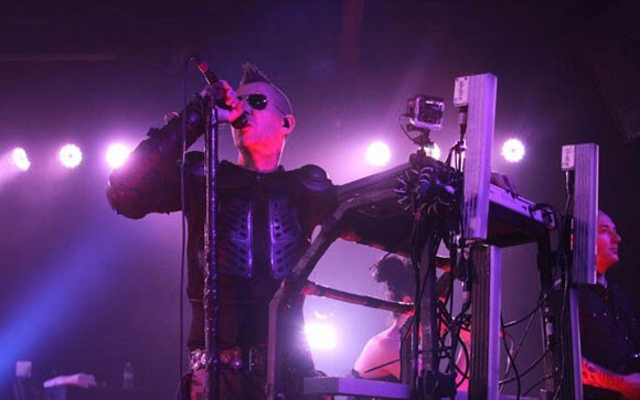 KMFDM Concert Review