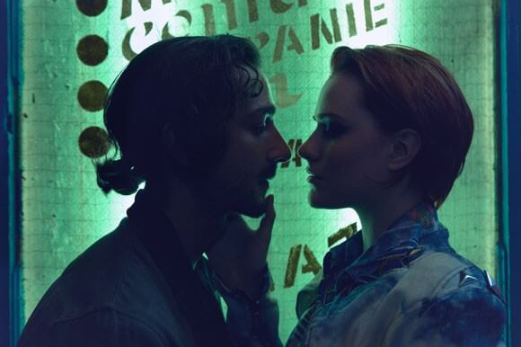 Charlie Countryman Restricted Trailer