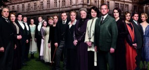 The cast of Downton Abbey Renewed for Season 5