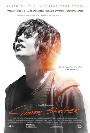Gimme Shelter Poster and Trailer