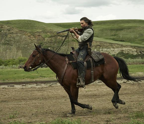 Hell on Wheels Renewed for Season 4