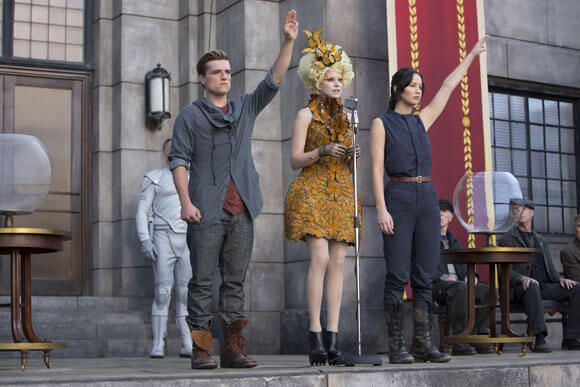 The Hunger Games and Divergent head to TNT