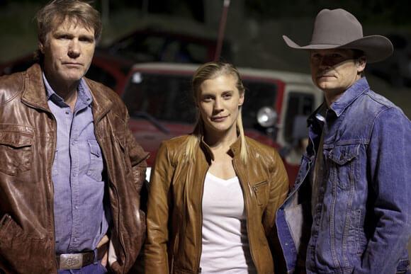 Longmire Season Four Premiere Date
