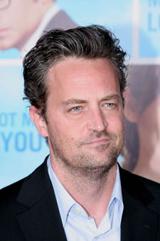 Matthew Perry Guest Stars on Cougar Town