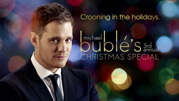 """Michael Buble's 3rd Annual Christmas Special"""