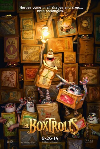 The Boxtrolls Sir Ben Kingsley Interview