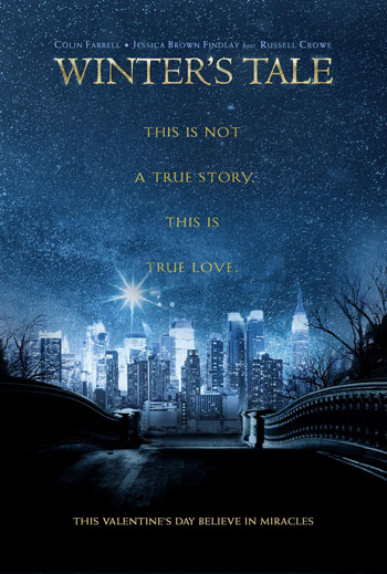 Winter's Tale Poster and Trailer