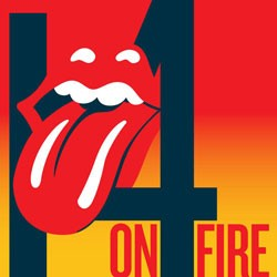 The Rolling Stones 14 On Fire Tour Dates