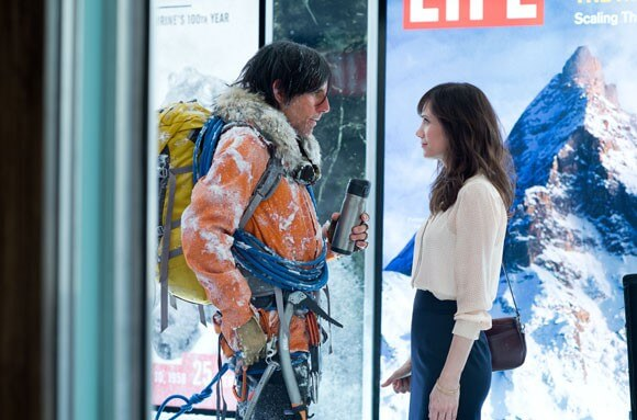 The Secret Life of Walter Mitty Interview