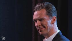 Benedict Cumberbatch reads R Kelly's Panties