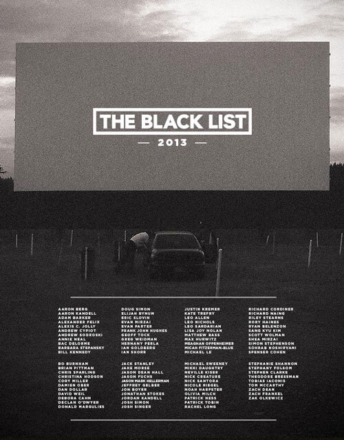 The 2013 Black List