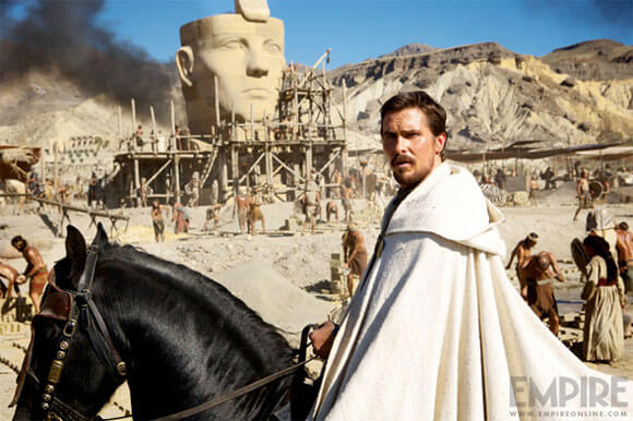 Exodus: Gods and Kings Behind the Scenes Video