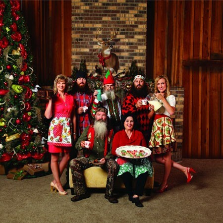 Duck Dynasty 's Family Christmas