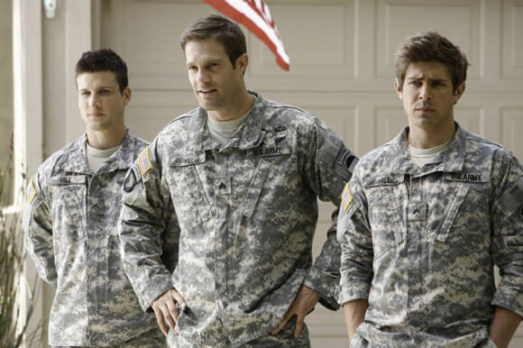 Enlisted TV Series Info
