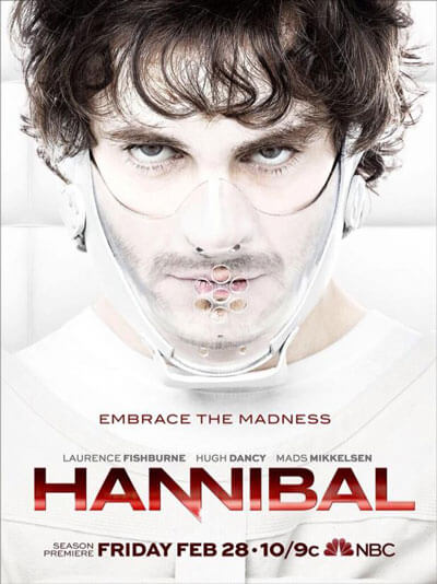 Hannibal Season 2 Poster and Premiere Date