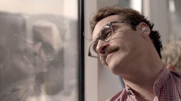Joaquin Phoenix Stars in Her Trailer