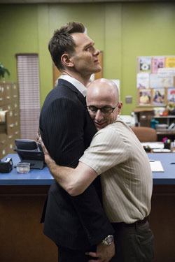 Joel McHale and Jim Rash Community Interview