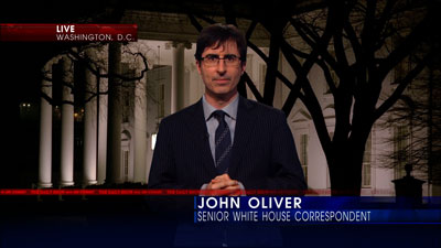 John Oliver The Daily Show Goodbye Video