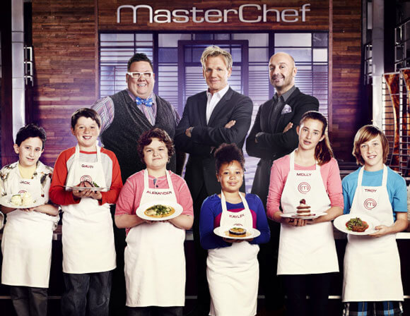 Masterchef Junior Renewed for Season 2