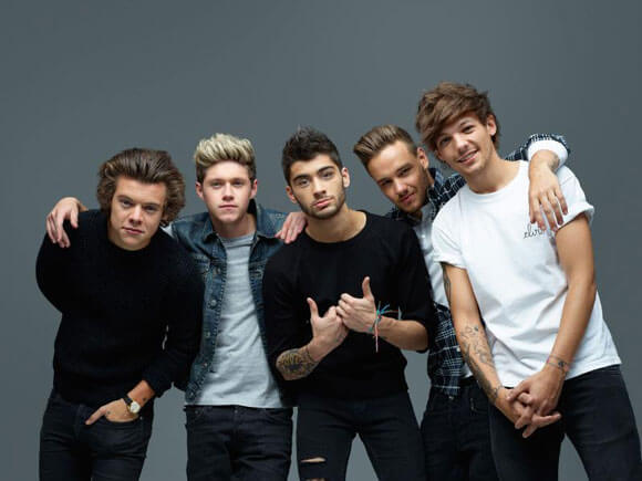 One Direction and Meghan Trainor to Perform on the New Year's Rockin' Eve Show