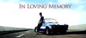 Paul Walker Tribute