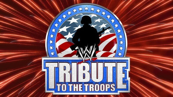 WWE Tribute to the Troops on NBC
