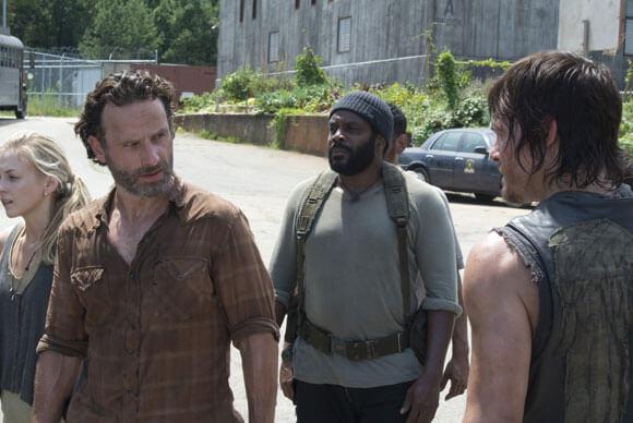 The Walking Dead Season 4 Midseason Finale Review