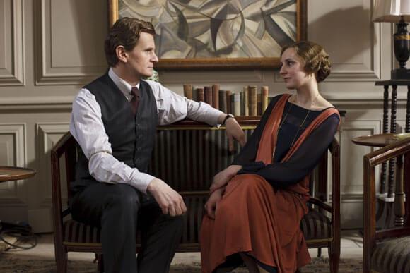 Laura Carmichael Downton Abbey Interview