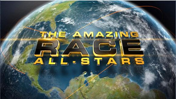 The Amazing Race 2014 All-Stars