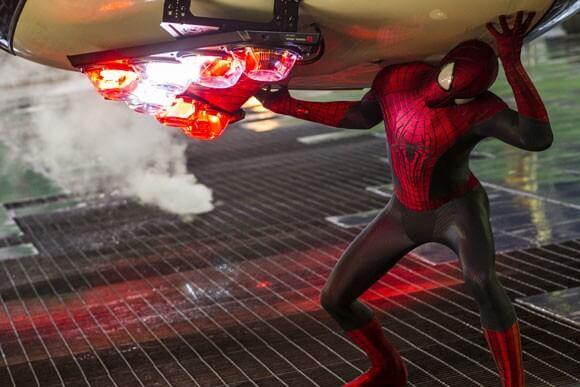 The Amazing Spider-Man 2 Super Bowl Trailer