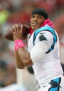 Cam Newton and Colin Kaepernick Host Hall of Game Awards