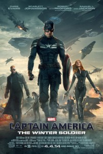 Captain America: The Winter Soldier Posters