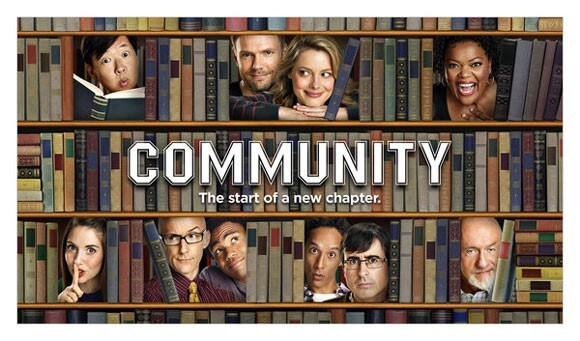 Community Joel McHale and Jim Rash Interview
