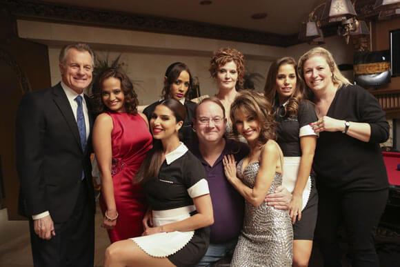 Marc Cherry Devious Maids Season 2 Cast