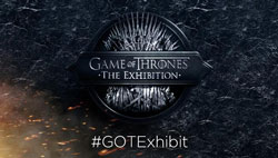 2014 Game of Thrones The Exhibition Details