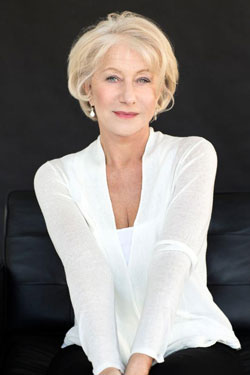 Helen Mirren Honored by Hasty Pudding
