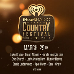 iHeartRadio Country Music Festival
