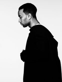 John Legend Performs at Governor's Ball