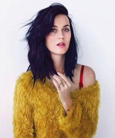 Katy Perry Curates Art for Freedom