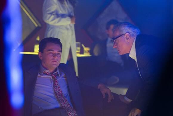 Leonardo DiCaprio and Martin Scorsese Santa Barbara Festival