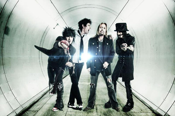 Motley Crue Final Tour Announced