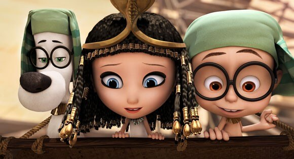 Mr Peabody and Sherman Clip