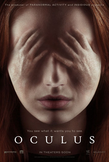 Oculus Movie Poster and Trailer