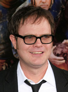 Rainn Wilson stars in Backstrom