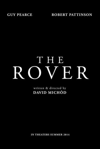 The Rover Trailer, Photo, and Poster