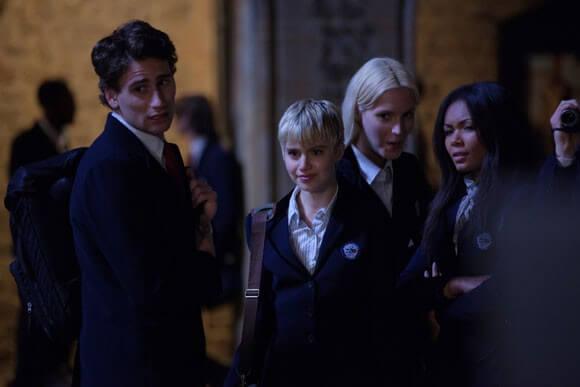 Sami Gayle in The Vampire Academy