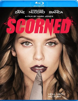 Scorned Blu-Ray Contest