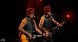 Bruce Springsteen and Jimmy Fallon Sing Gov. Christie Traffic Jam