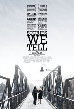 Stories We Tell Nominated for Best Documentary Director Award